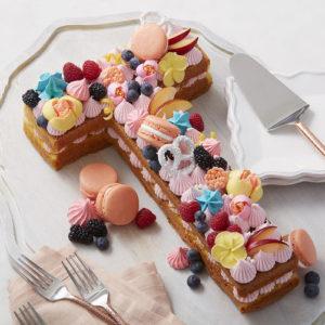 torta letra